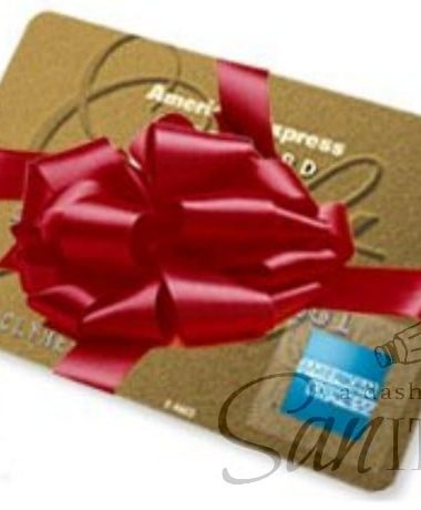 $25 Gift Card Give Away