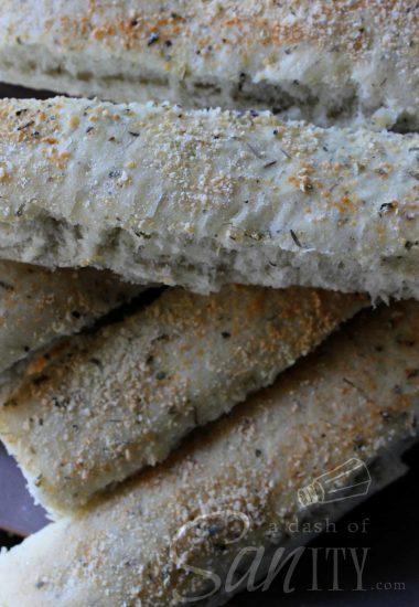 Artisan Breadsticks