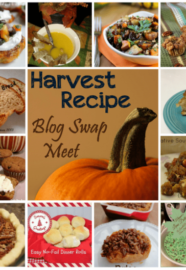 Harvest Dishes Fall Recipe Swap Meet