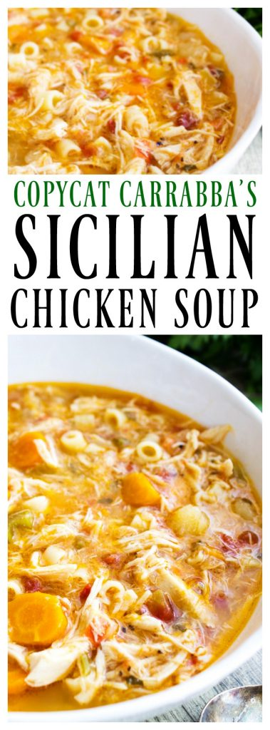 Easy sicilian chicken recipes