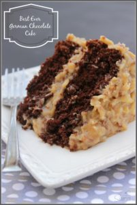 best ever german chocolate cake main