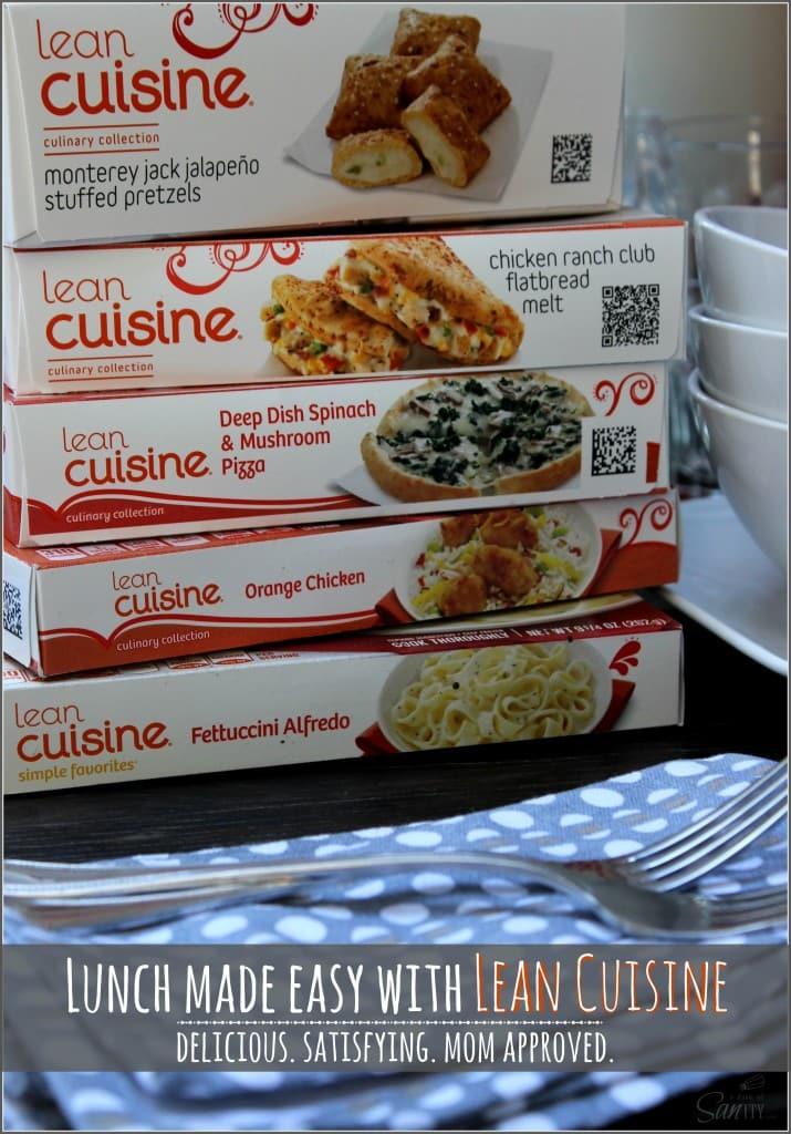 lean cuisine main