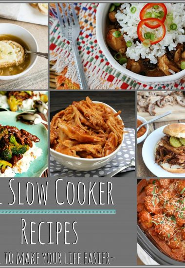 21 Slow Cooker Recipes | All to make your life easier.