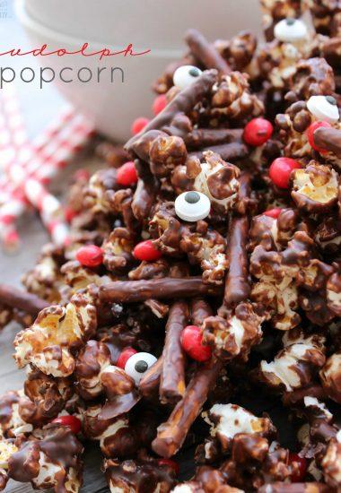 Rudolph Popcorn
