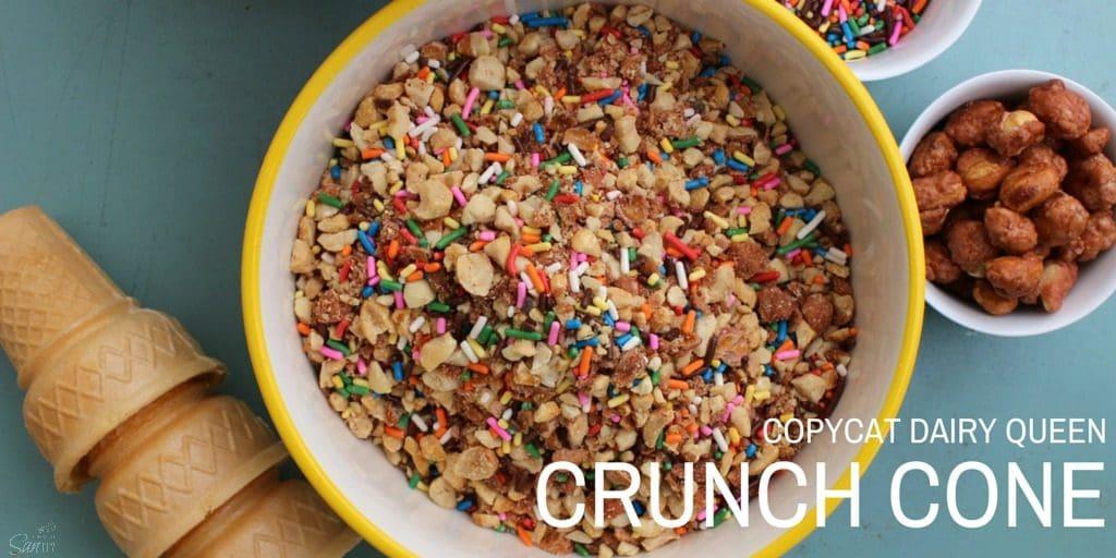 Crunch Cone Twitter
