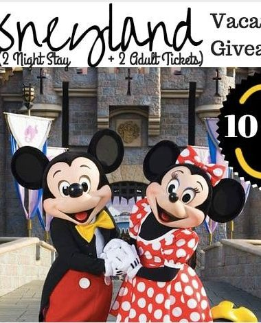 Ultimate Disney Vacation Giveaway