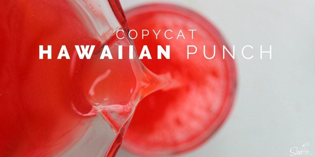 Copycat Hawaiian Punch Twitter