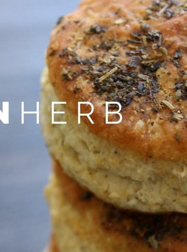 Italian Herb Biscuits