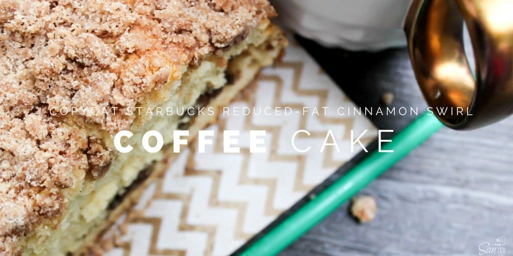 Copycat Starbucks Reduced Fat Swirl Coffee Cake Twitter