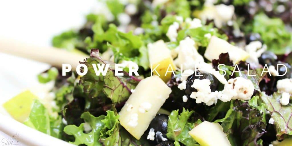 Power Kale Salad Twitter