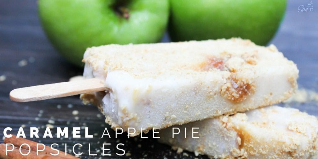 Caramel Apple Pie Popsicle Twitter