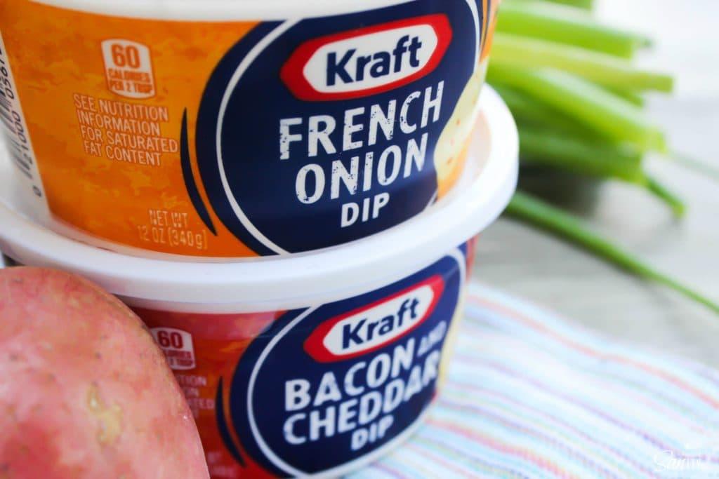 French Onion Potato Salad - Kraft