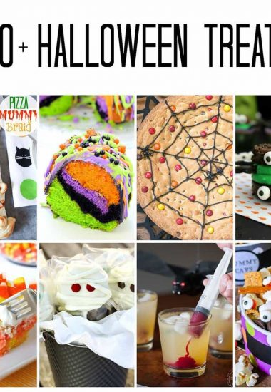 20+ Spooktacular Halloween Treats