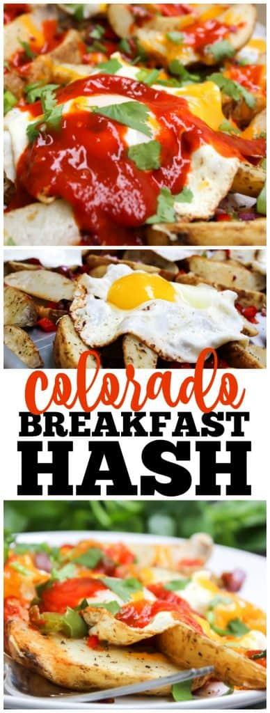 breakfast hash or hash brown breakfast casserole