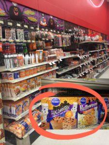Vampire Spider Cookies Target