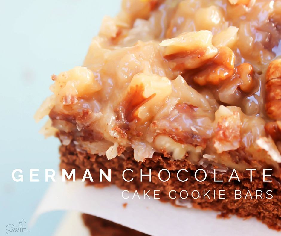 How To Make German Chocolate Cake Frosting Thicker