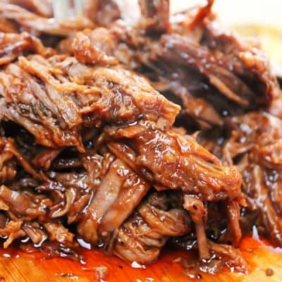 EASY BARBECUE BEEF BRISKET