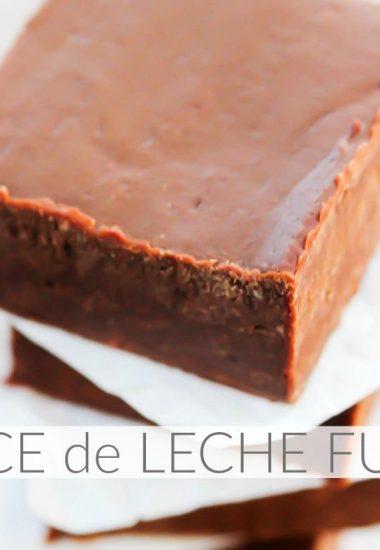 Dulce de Leche Fudge