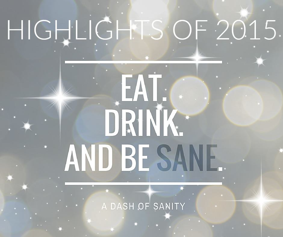 HIGHLIGHTS OF 2015 fb