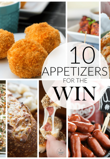 10 Game Day Appetizers That Will Score A Win