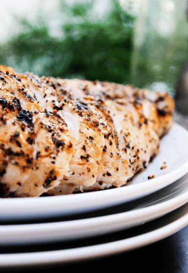 All-Purpose Chicken Seasoning