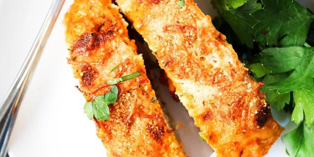 Chicken Parmesan Meatloaf TWITTER