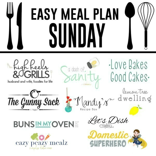 Easy-Meal-Plan-Sunday