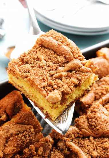 Best Ever Coffee Cake