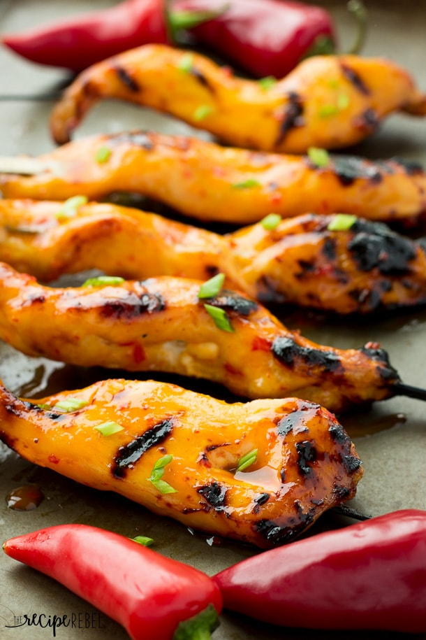 Homemade-Sweet-Chili-Grilled-Chicken-www.thereciperebel.com-4-of-7