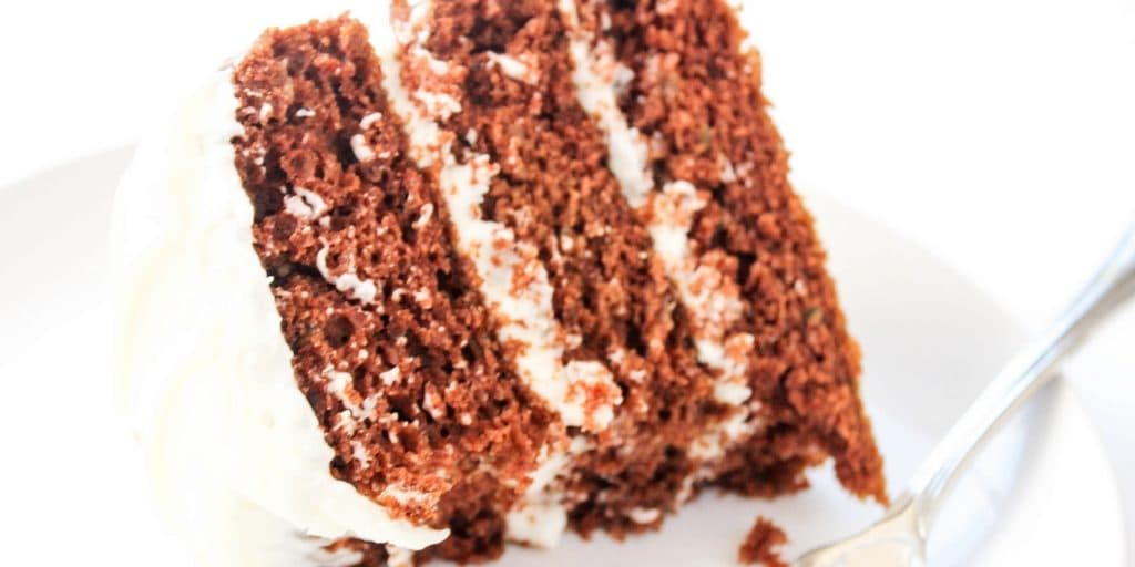 Chocolate Pumpkin Zucchini Cake is a delicious layer cake made with three of my favorite fall ingredients. It is a perfect dessert for this time of year.