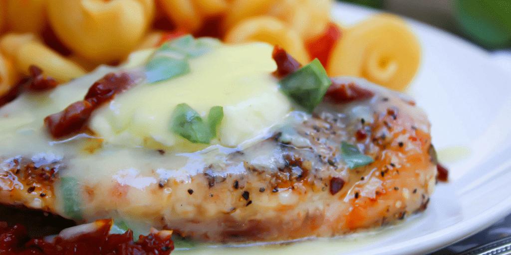 Chicken Bryan - Carrabba's recipe