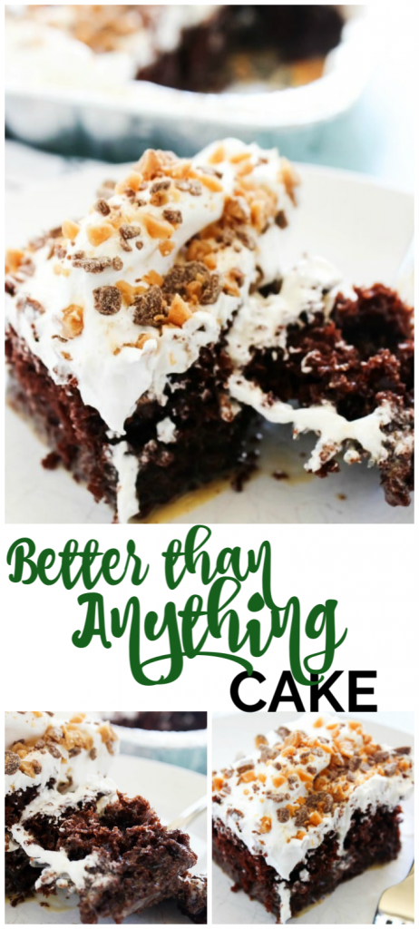 Better Than Anything Cake pinterest image