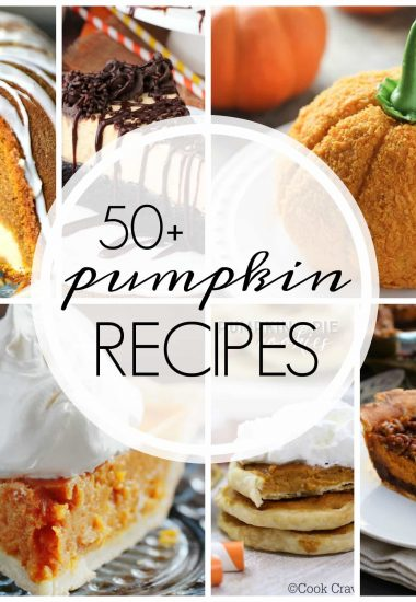 50+ of the Best Pumpkin Recipes