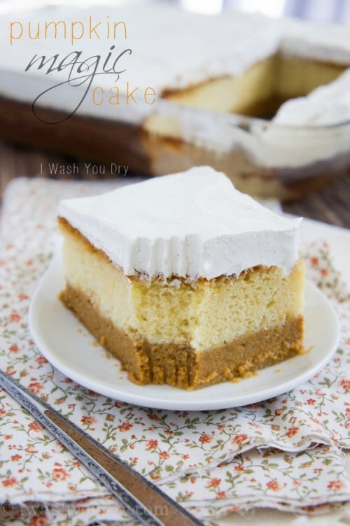 Pumpkin-Magic-Cake
