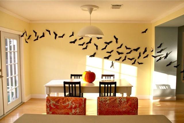 Living Room Halloween Decorations Indoor.Best 50 Diy Halloween Decorations A Dash Of Sanity