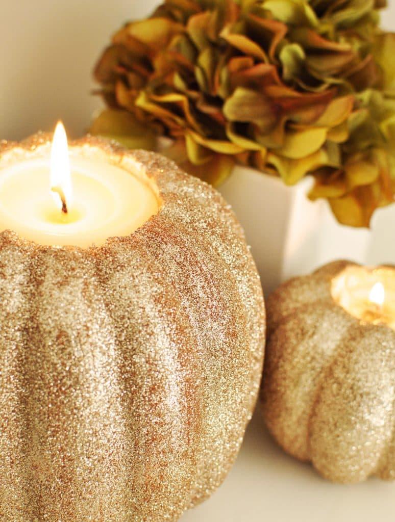 diy-pumpkin-candle-holder