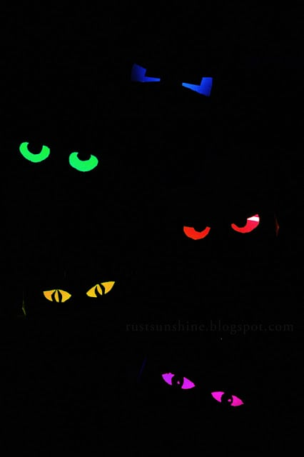 glowing-eyes