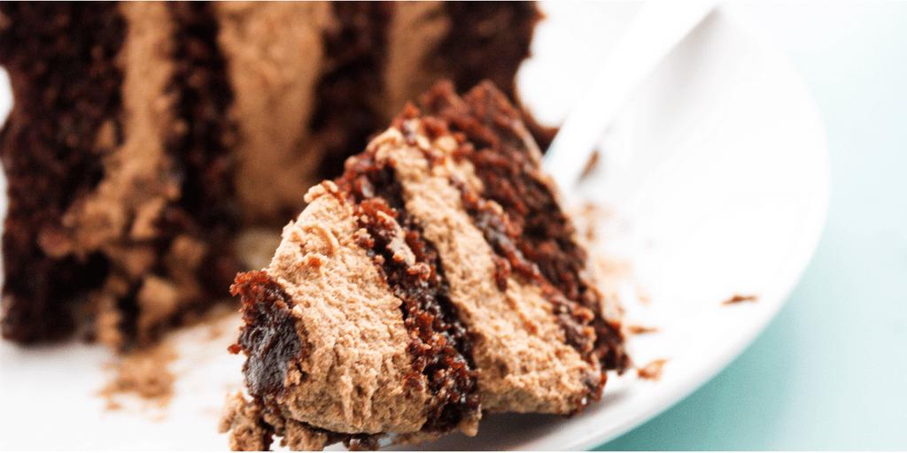 Best Ever Chocolate Cake is a rich chocolate cake layered with homemade chocolate mousse and finished off with chocolate buttercream.