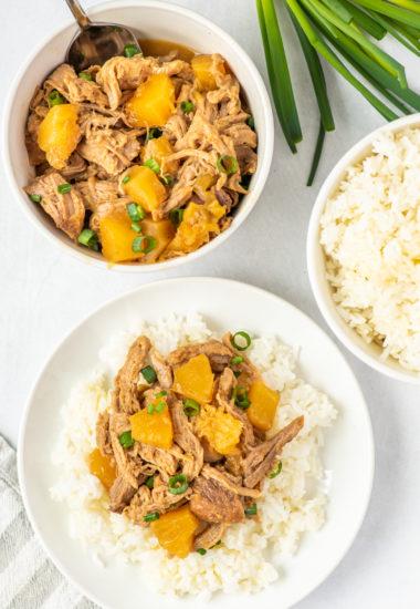 Kalua Pork (Slow Cooker)