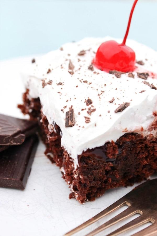 Unbelievable Rich Chocolate Cake