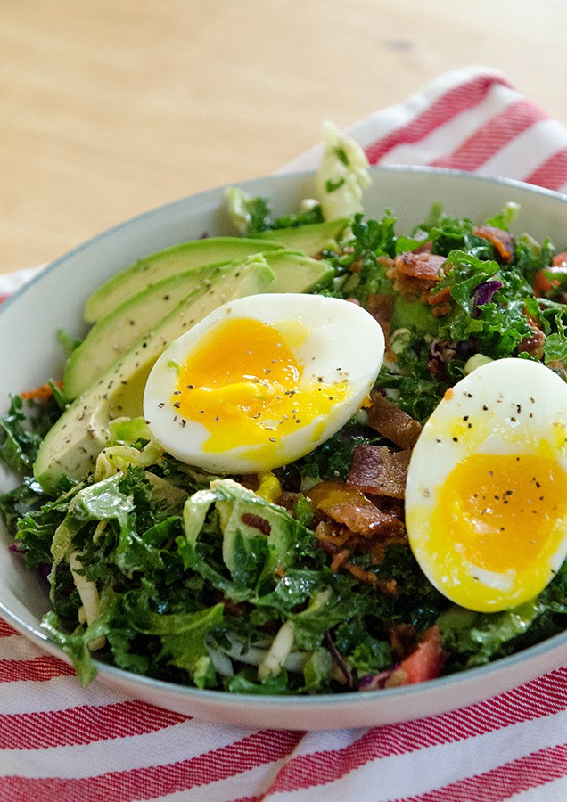 BLT BREAKFAST SALAD