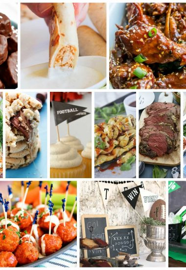Game Day Party Planning Essentials: Food, Printables, & Decorations