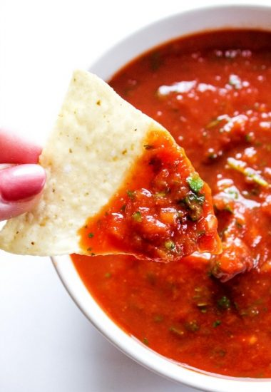 Best Ever 5-Minute Salsa