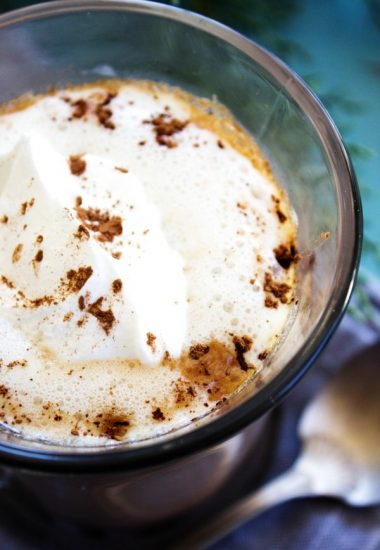 Slow Cooker Triple Chocolate Hot Cocoa
