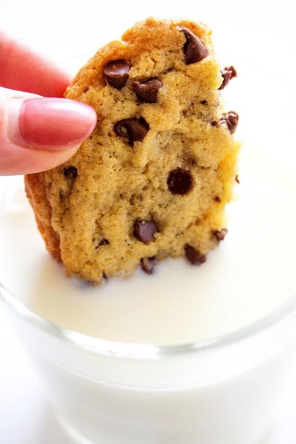 Chocolate Chip Cookies Using Cake Flour Recipe