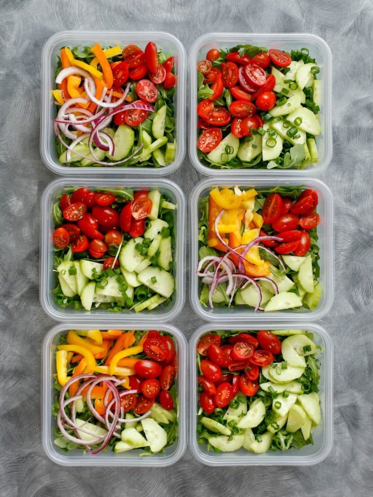 HOW TO EAT SALAD EVERY DAY