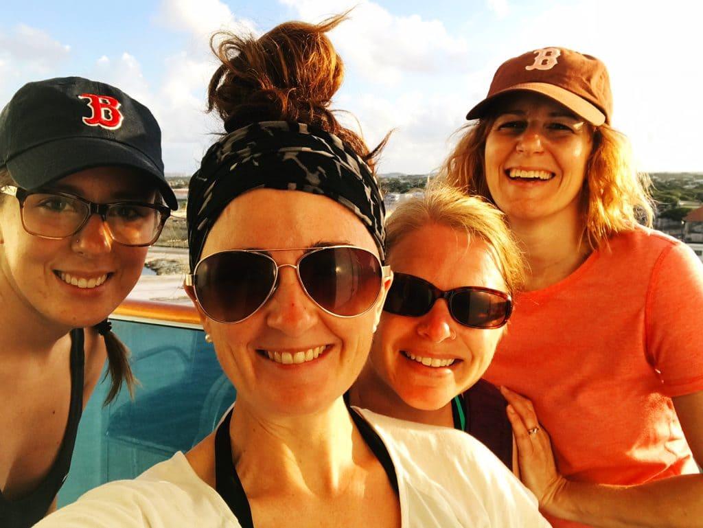 PANAMA CANAL CRUISE: PORTS ARUBA & CARTAGENA, COLOMBIA