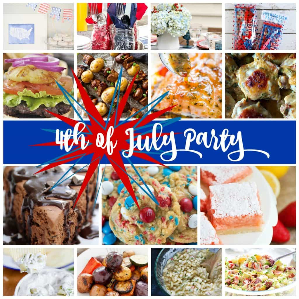 THE ULTIMATE FOURTH OF JULY PARTY