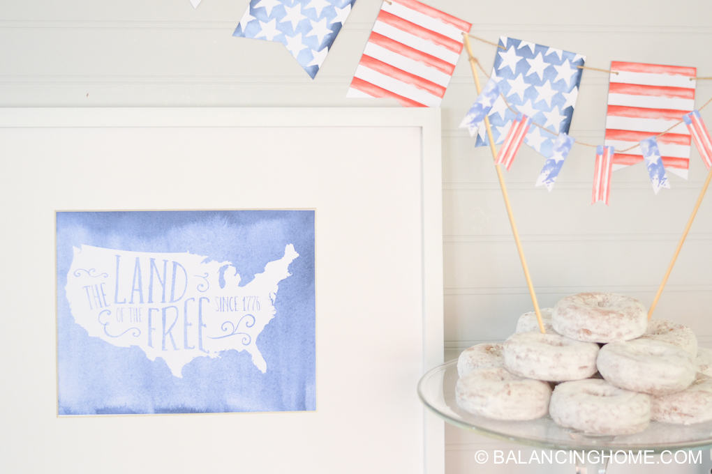 PATRIOTIC PRINTABLE PACK