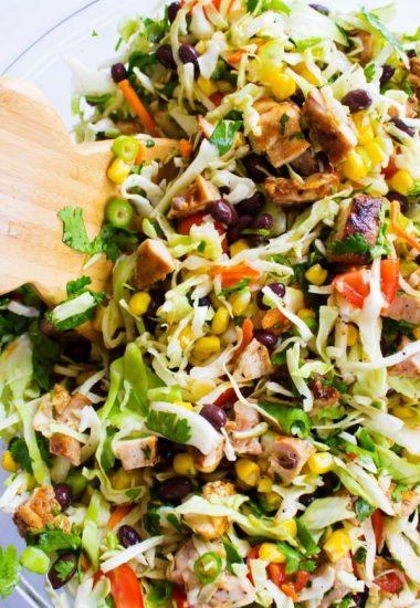 Chopped Southwestern Salad